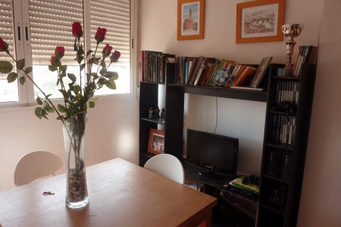 2 habitacions Apartament per llogar en Los Urrutias