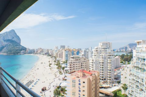 2 bedroom Apartment for sale in Calpe