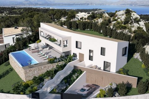 4 bedroom Villa for sale in Alcudia