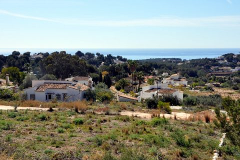 0 bedroom Land for sale in Moraira
