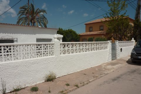 3 habitacions Masia per llogar en El Carmoli