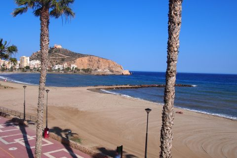2 bedroom Apartment to rent in Aguilas