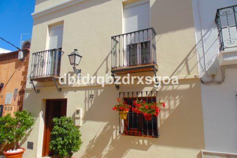 2 sovrum Radhus till salu i Estepona