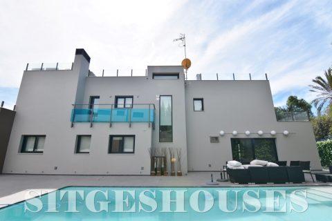 6 habitaciones Villa para alquilar en Sitges