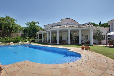 6 soverom Villa til salgs i Sotogrande