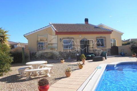 3 bedroom Villa for sale in Arboleas