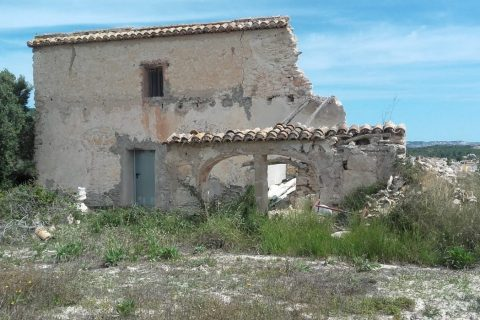 0 bedroom Finca for sale in Benitachell