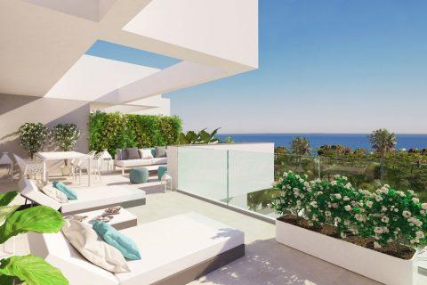 3 slaapkamers Penthouse te koop in La Duquesa