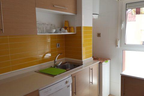 2 habitacions Apartament per llogar en Los Alcazares