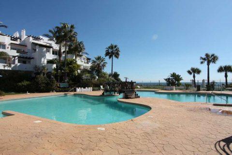 3 sovrum Lägenhet till salu i Puerto Banus