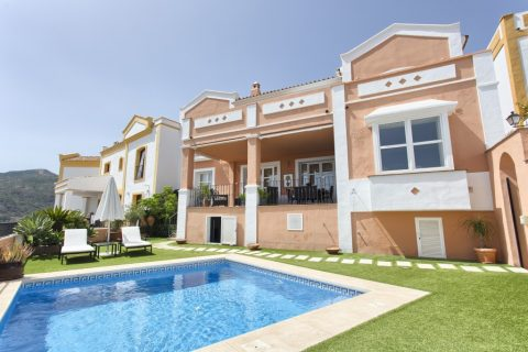 4 habitacions Casa en ciutat per vendre en Benahavis