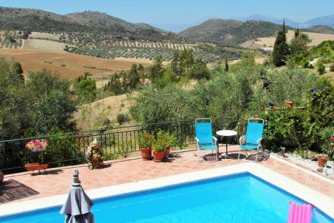 3 sovrum Villa till salu i Almogia