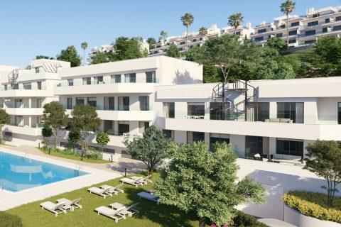 3 quartos Penthouse para comprar em Estepona