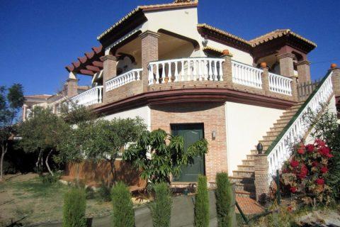 3 habitacions Masia per vendre en Algarrobo