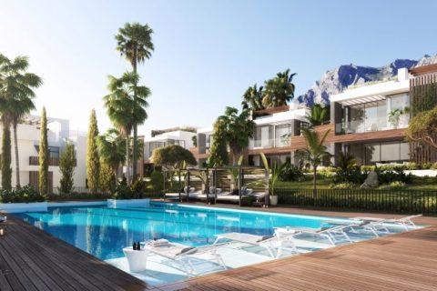 4 camere da letto Villetta a schiera in vendita in Marbella