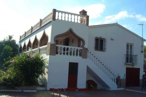 3 bedroom Cortijo to rent in Frigiliana