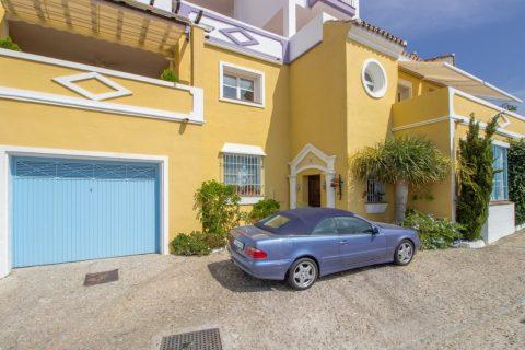 3 sovrum Radhus till salu i San Pedro Alcantara