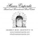 MASIES EMPORDA REAL ESTATE- CATALUÑA