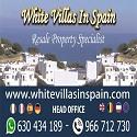 White Villas In Spain